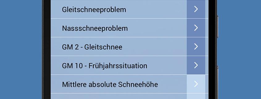 Lawine Tirol Kommissarbereich