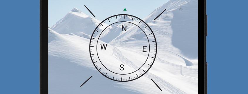 Lawine Tirol Kompass